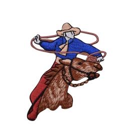 Cowboy Rodeo Roper - Horse/Lasso