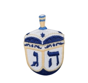 Blue/White Dreidel