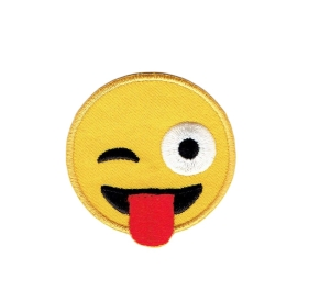 Emoji - Winking with Tongue
