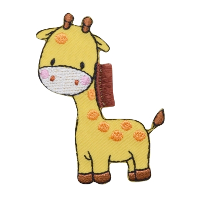 Giraffe with 3-D Mane/Tail - Childrens