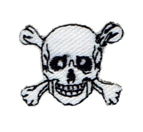 XS/Mini - Skull/Crossbones