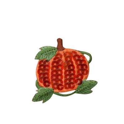 Sequin Pumpkin