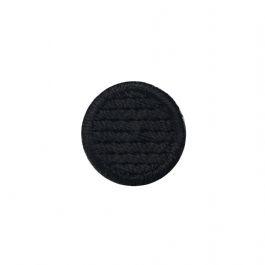 Black Polka Dot - 1-1/4