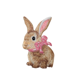 Bunny Pink Bow