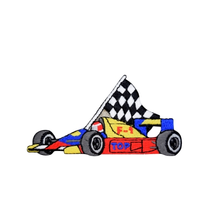 Race Car - Flag