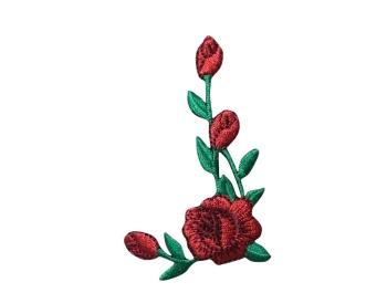 Rose Stem - Left