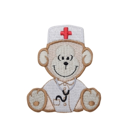 Seated Nurse Monkey