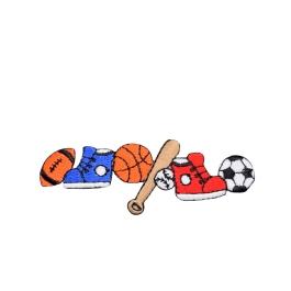 Sports Balls Strip