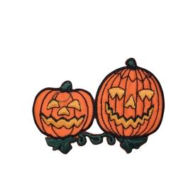 Two Jack O Lanterns